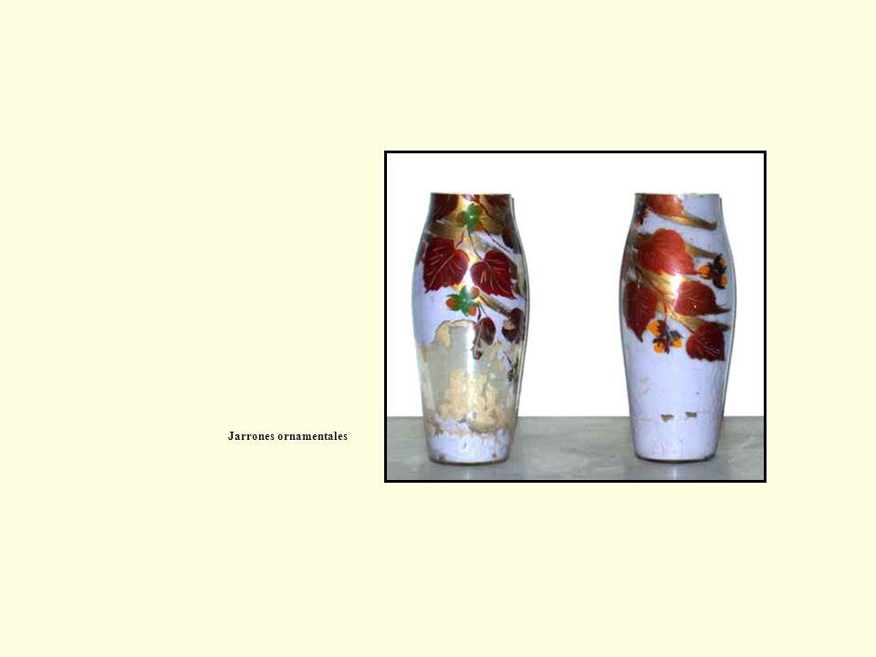 Jarrones ornamentales