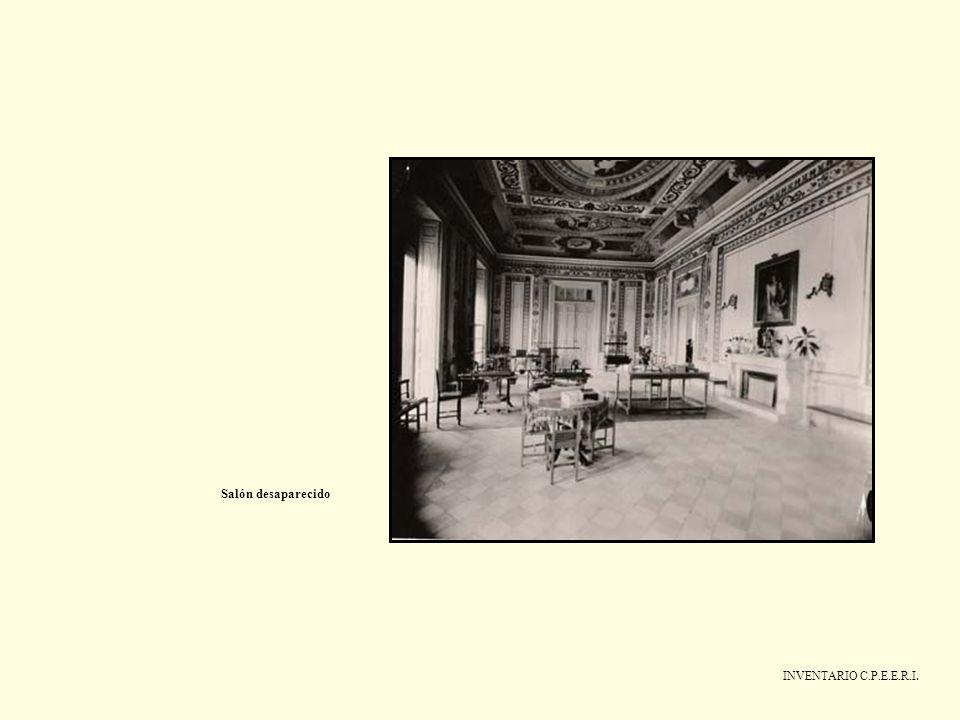 Salón desaparecido INVENTARIO C.P.E.E.R.I.