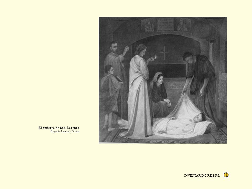 El entierro de San Lorenzo