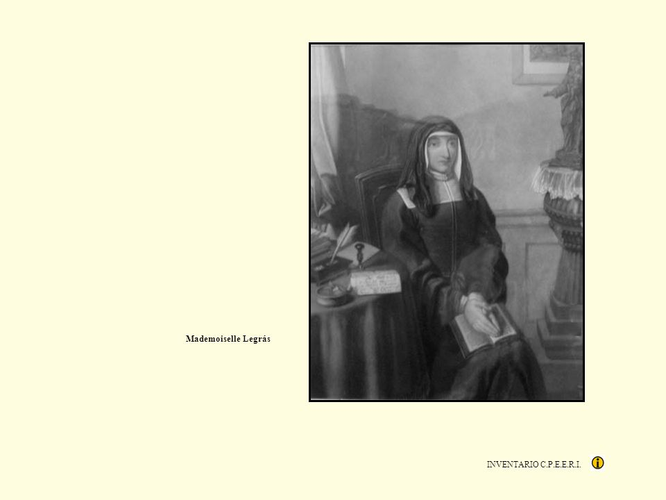 Mademoiselle Legrás INVENTARIO C.P.E.E.R.I.