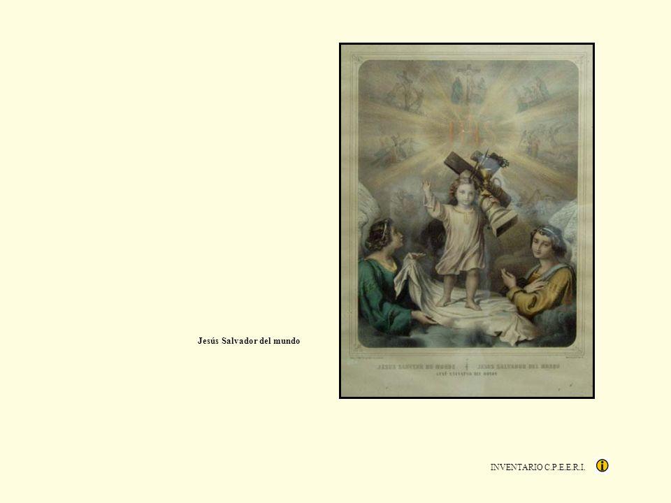 Jesús Salvador del mundo