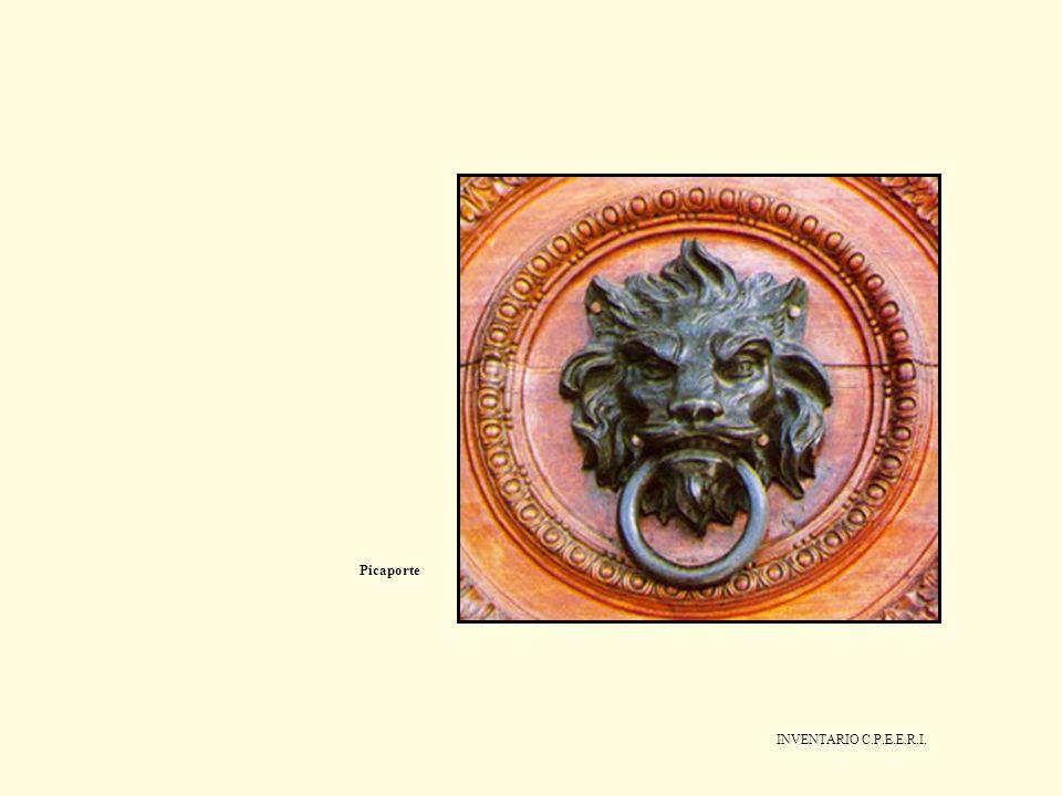 Picaporte INVENTARIO C.P.E.E.R.I.