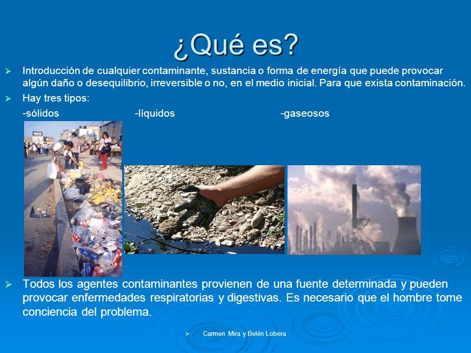 Carmen mira y bel n lobera ppt video online descargar - Fuentes de contaminacion de los alimentos ...