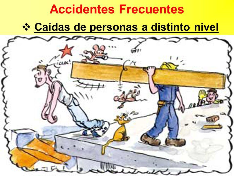 Accidentes Frecuentes