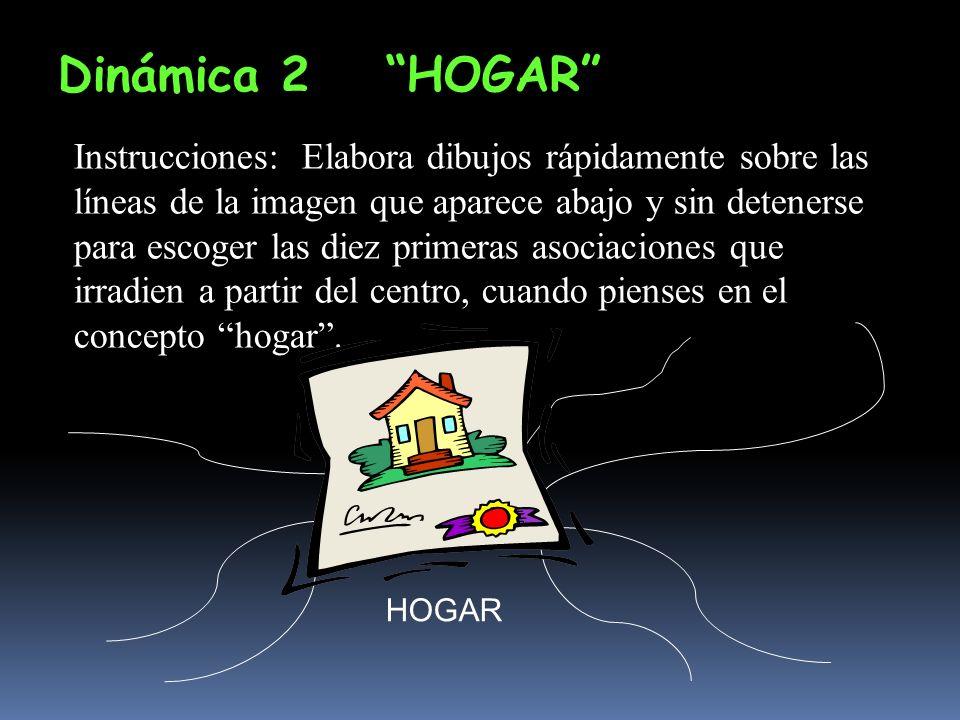 Dinámica 2 HOGAR