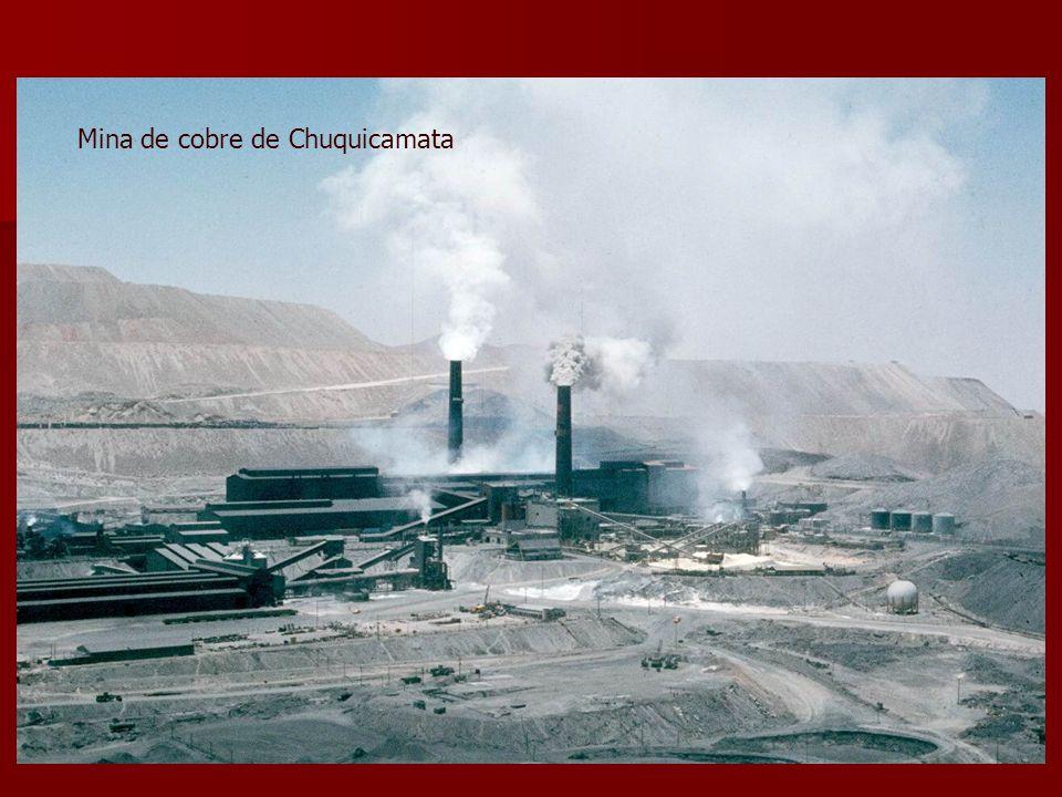 Mina de cobre de Chuquicamata