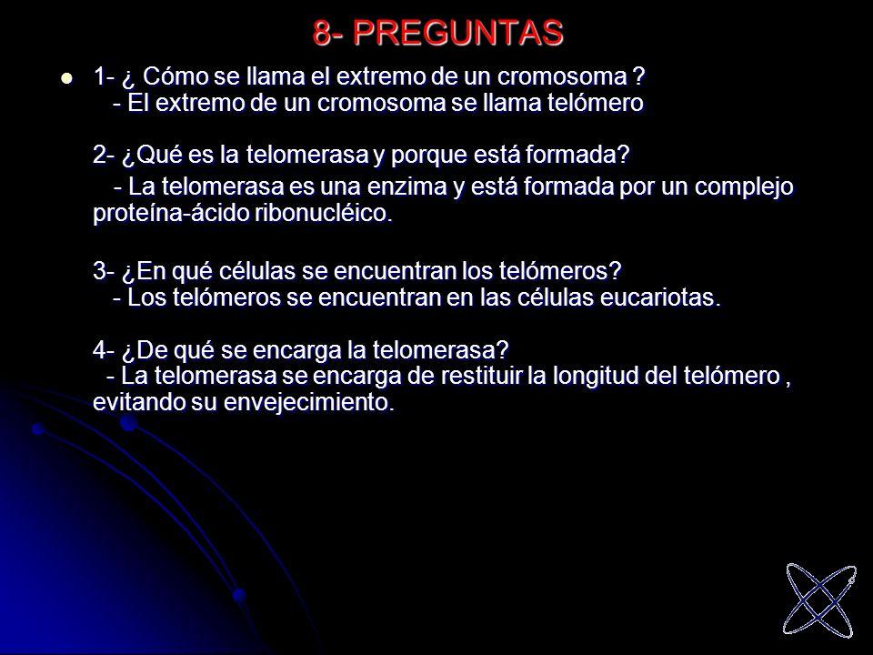 8- PREGUNTAS