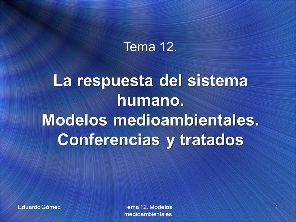 La respuesta del sistema humano.