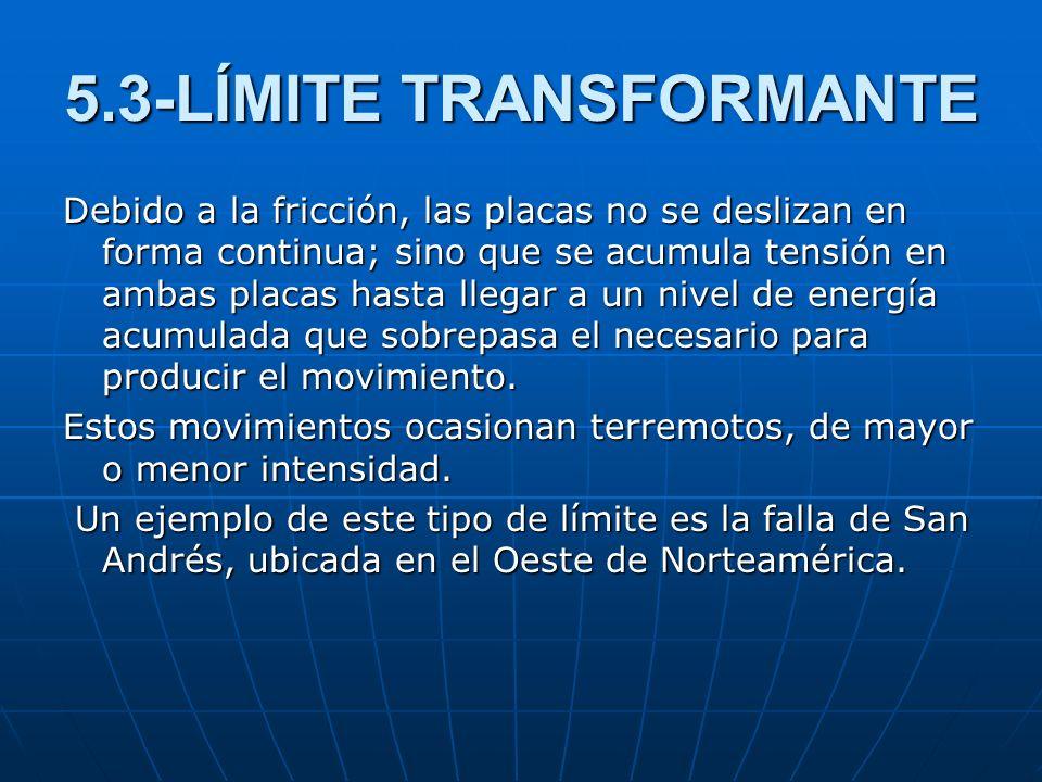 5.3-LÍMITE TRANSFORMANTE