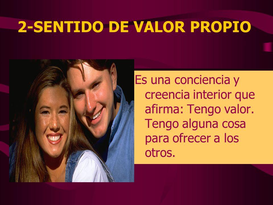 2-SENTIDO DE VALOR PROPIO