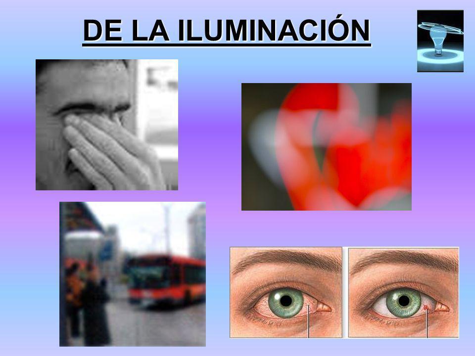 DE LA ILUMINACIÓN