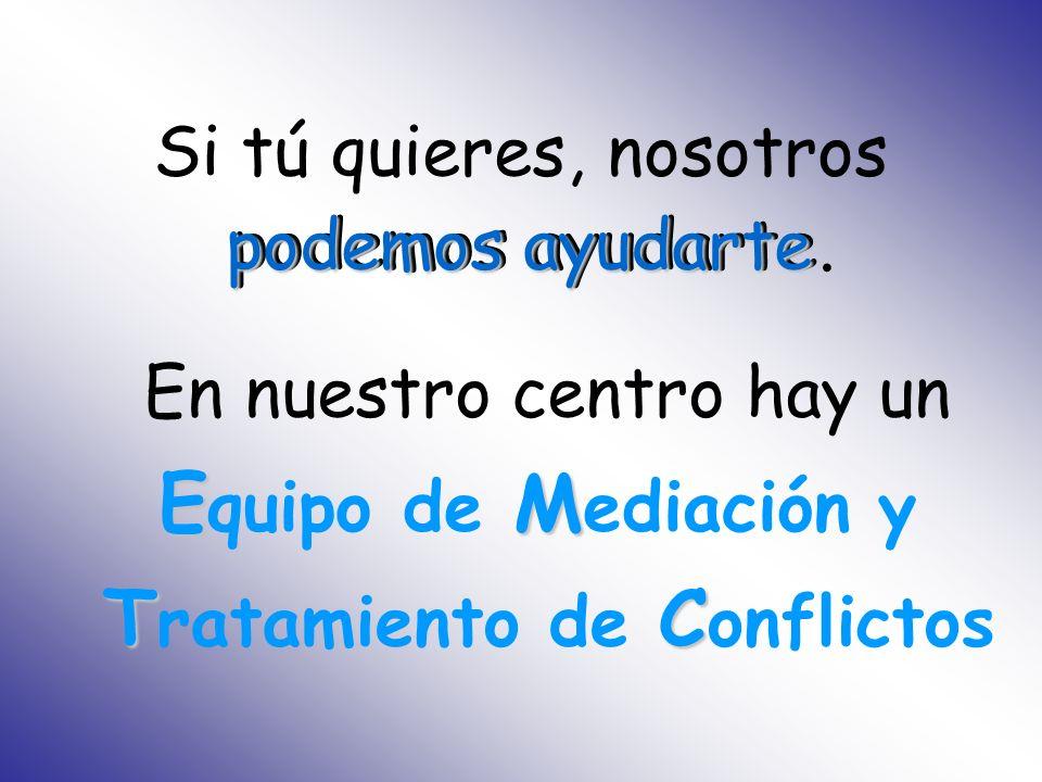 Tratamiento de Conflictos