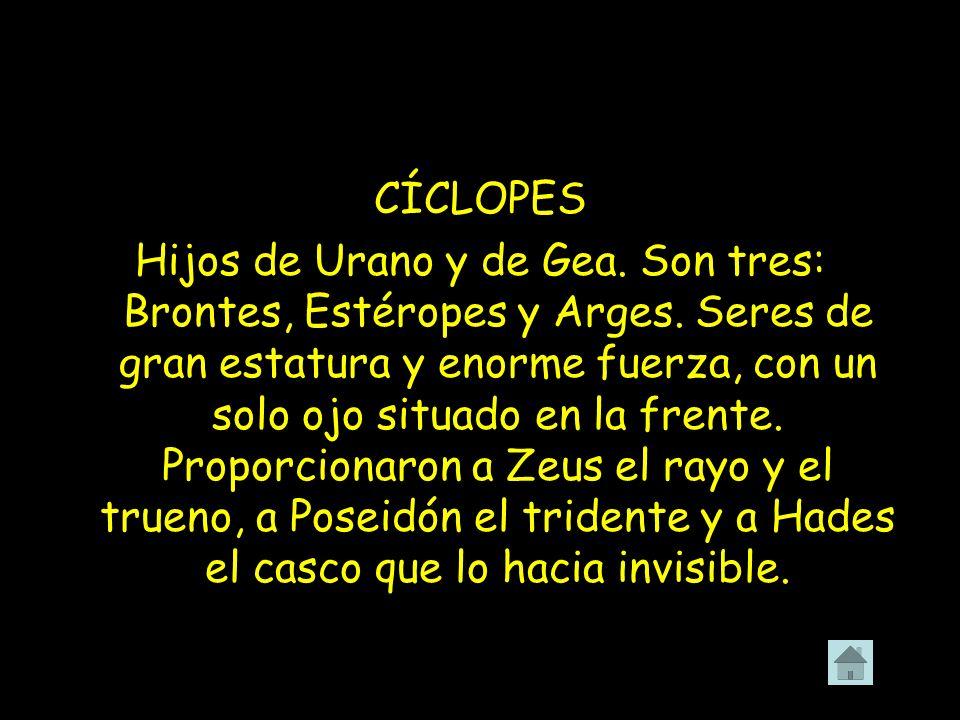CÍCLOPES