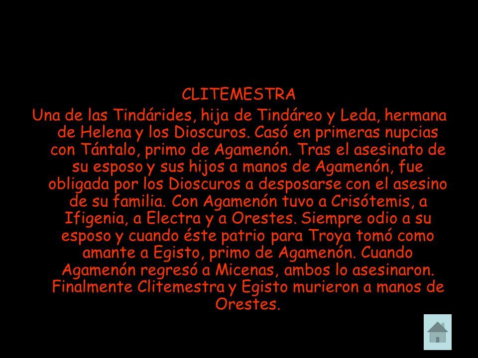 CLITEMESTRA