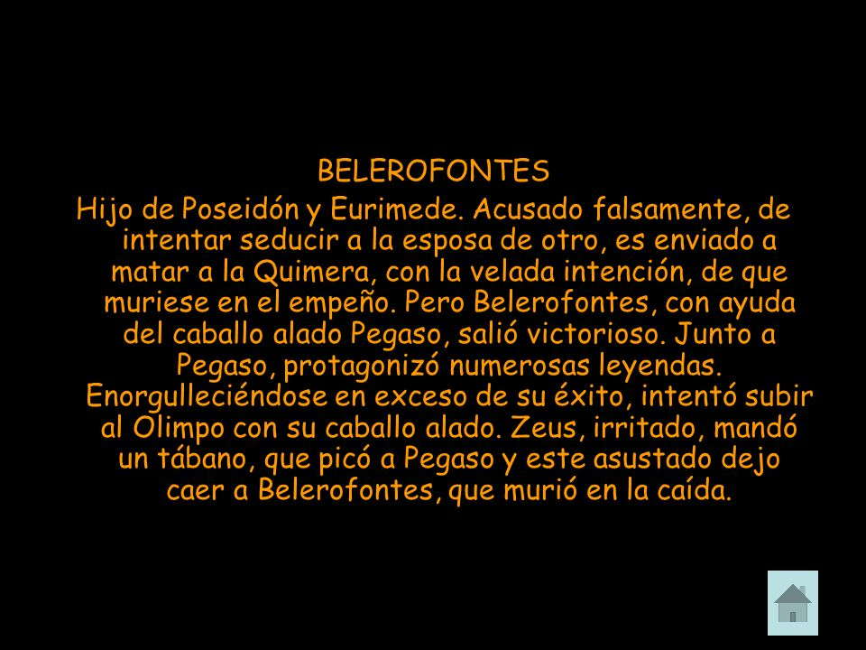 BELEROFONTES