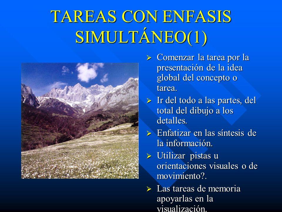 TAREAS CON ENFASIS SIMULTÁNEO(1)