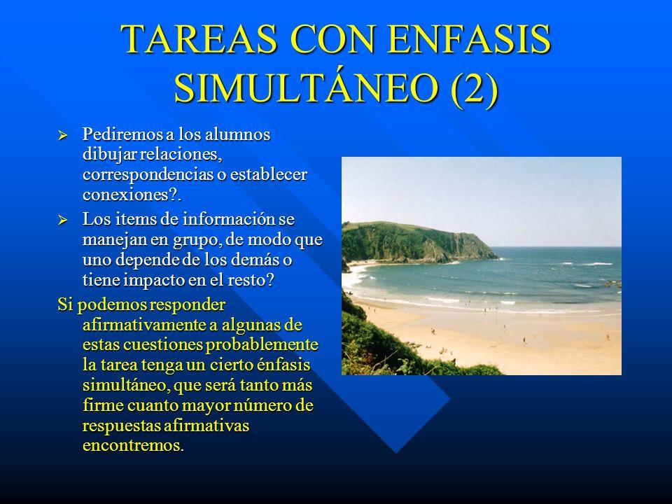 TAREAS CON ENFASIS SIMULTÁNEO (2)