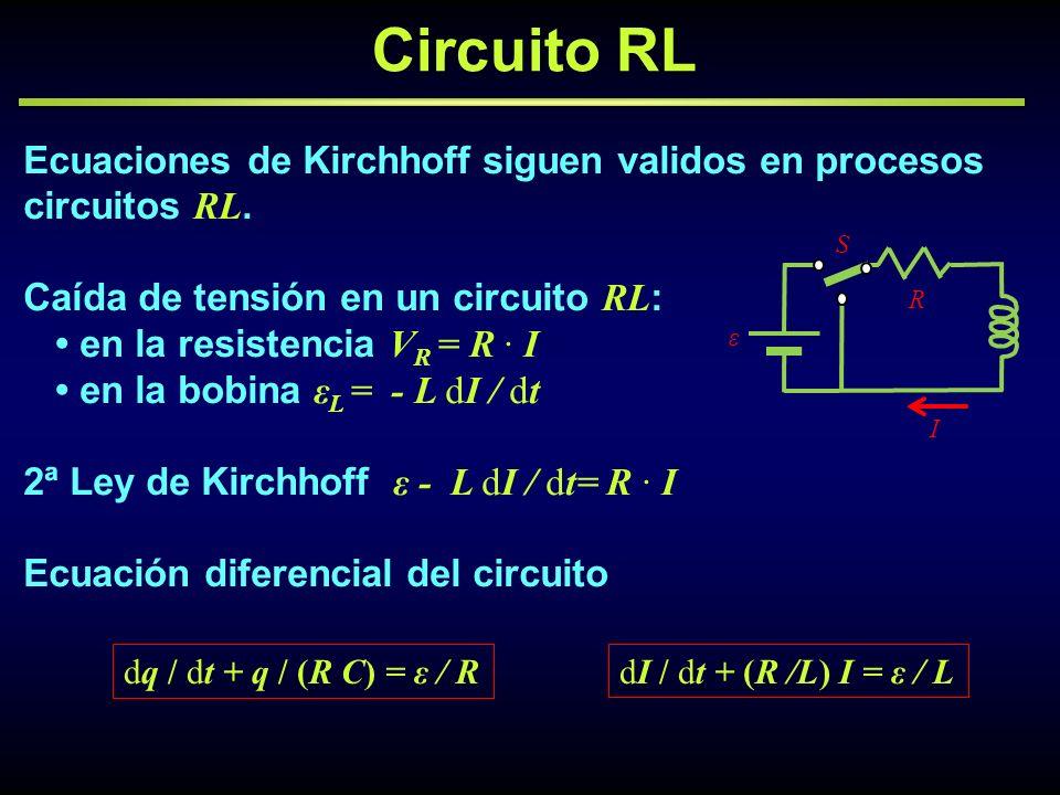 Circuito Rl : Tema corriente alterna ppt descargar