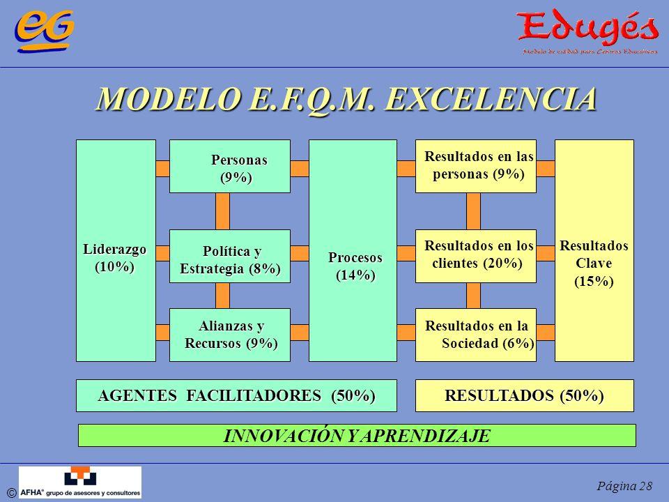 MODELO E.F.Q.M. EXCELENCIA
