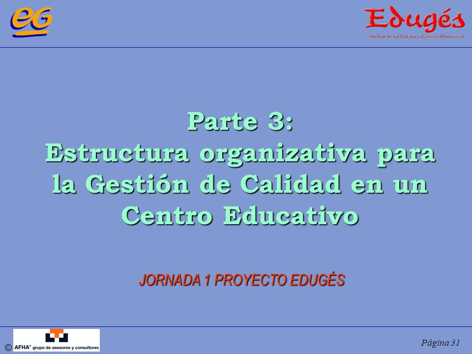 JORNADA 1 PROYECTO EDUGÉS