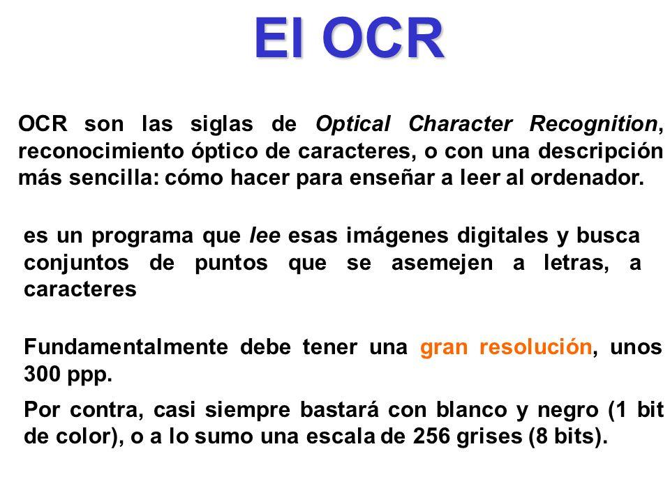 El OCR