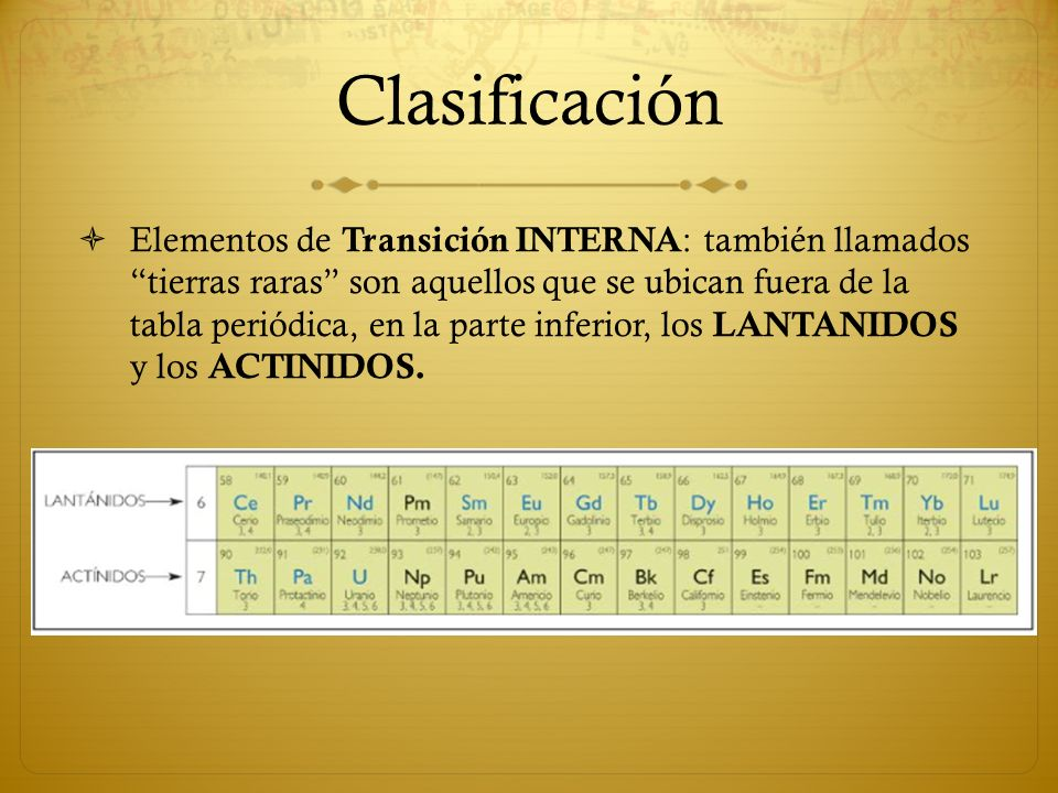 La tabla peridica ppt video online descargar 26 clasificacin elementos de transicin urtaz Images