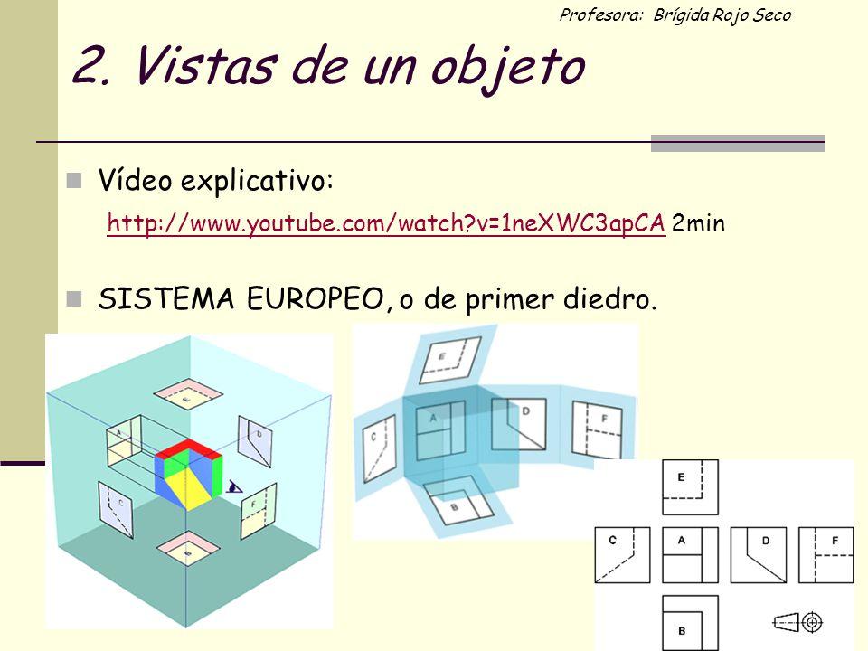 2. Vistas de un objeto Vídeo explicativo: