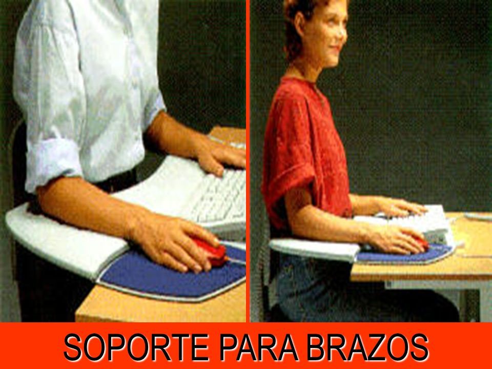 SOPORTE PARA BRAZOS