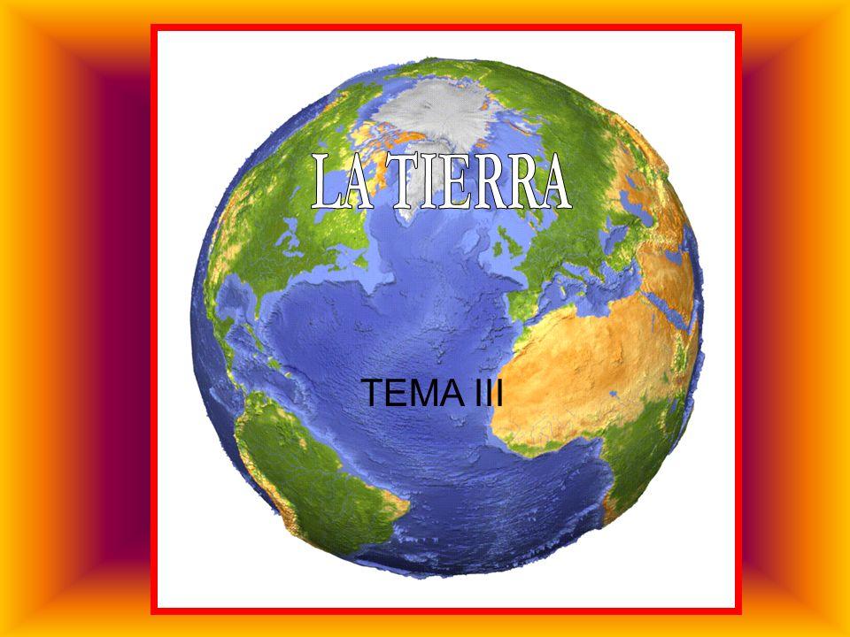 LA TIERRA TEMA III