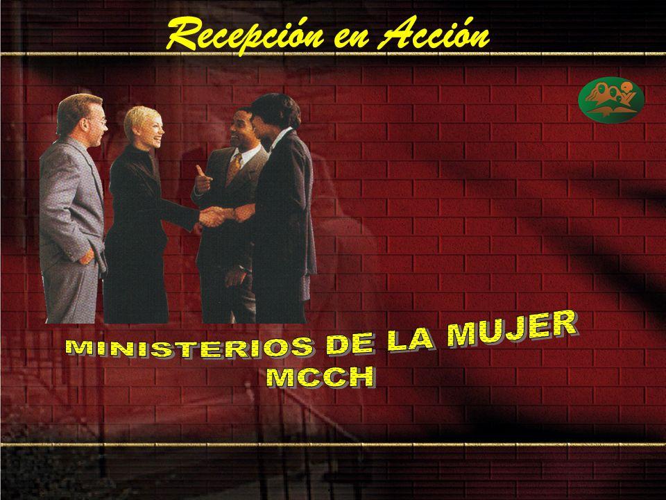 MINISTERIOS DE LA MUJER