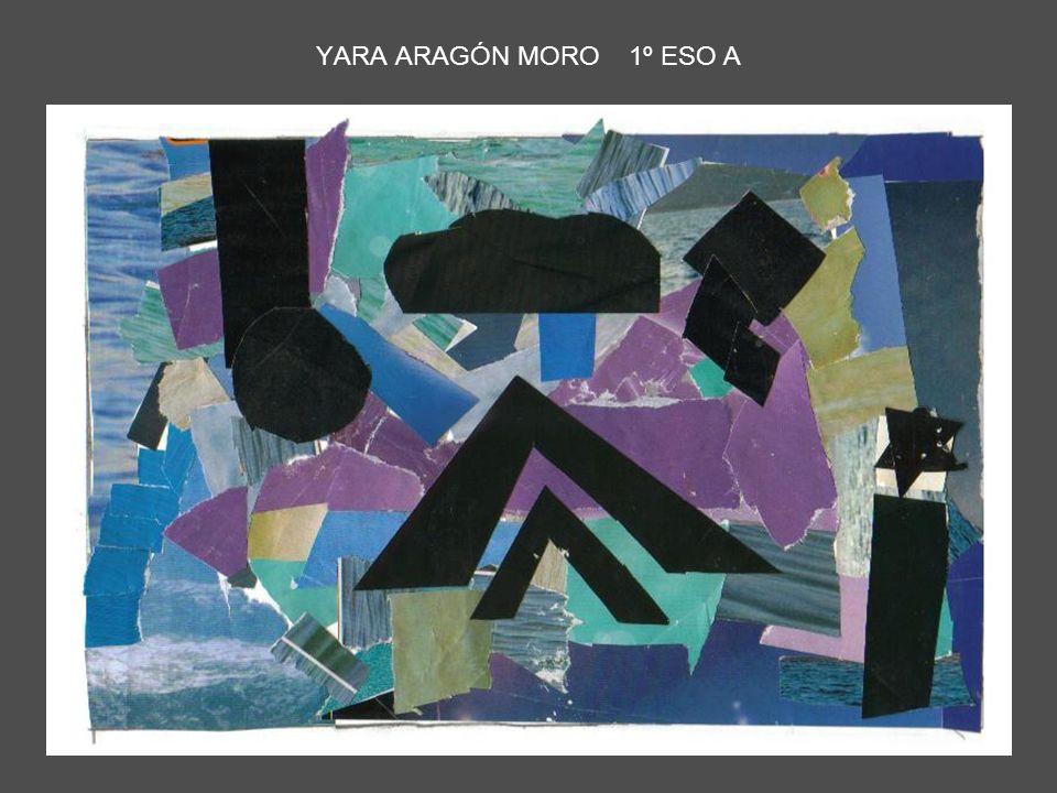 YARA ARAGÓN MORO 1º ESO A