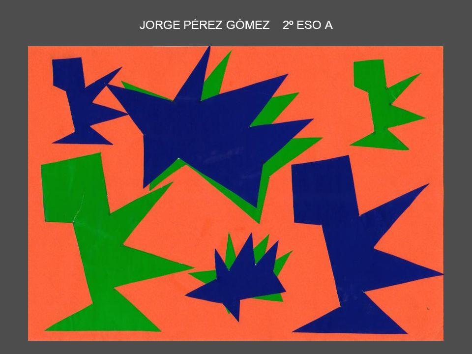 JORGE PÉREZ GÓMEZ 2º ESO A