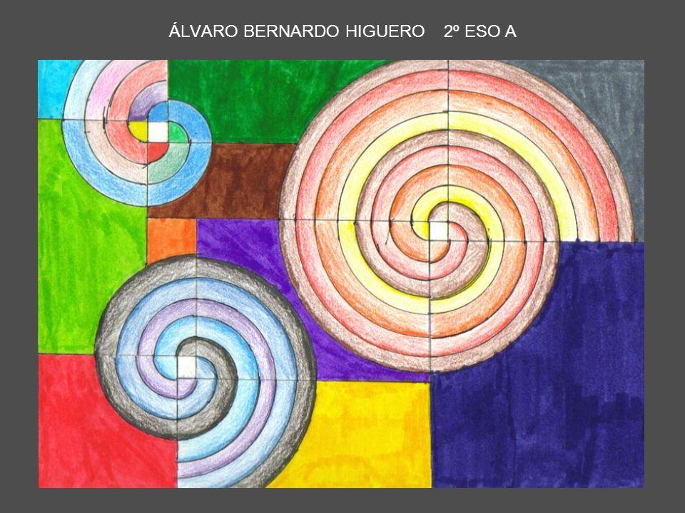 ÁLVARO BERNARDO HIGUERO 2º ESO A