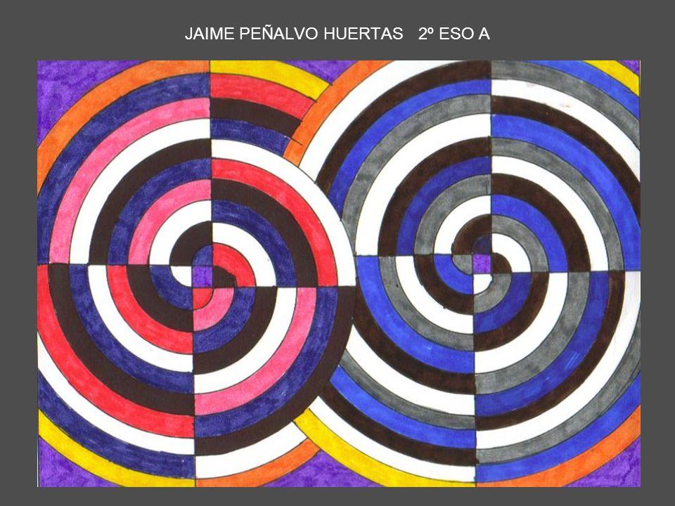 JAIME PEÑALVO HUERTAS 2º ESO A