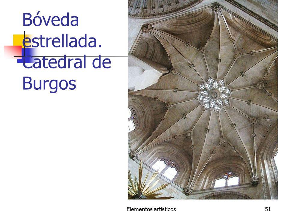 Bóveda estrellada. Catedral de Burgos