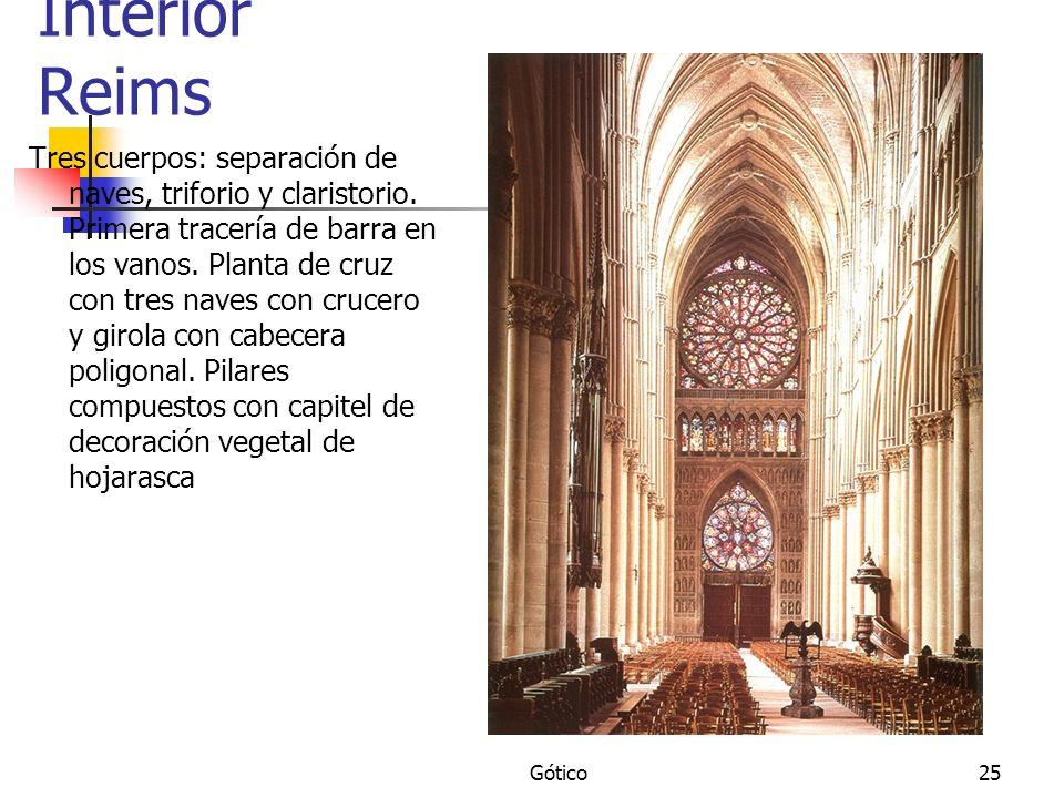 Interior Reims