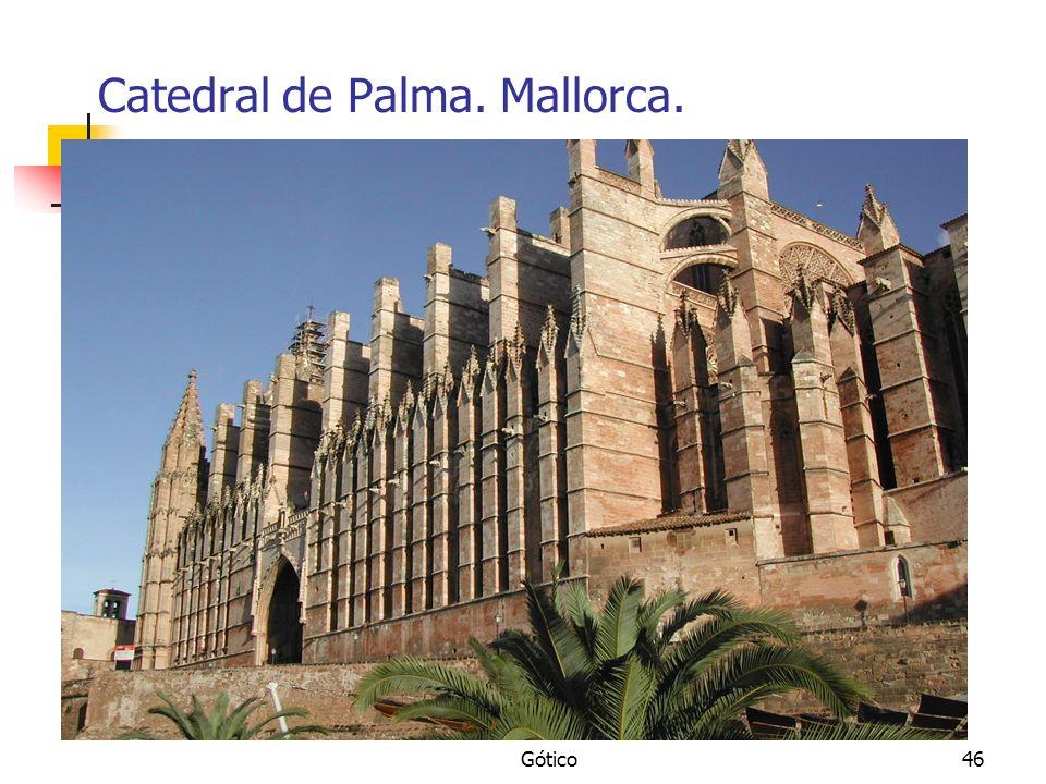 Catedral de Palma. Mallorca.