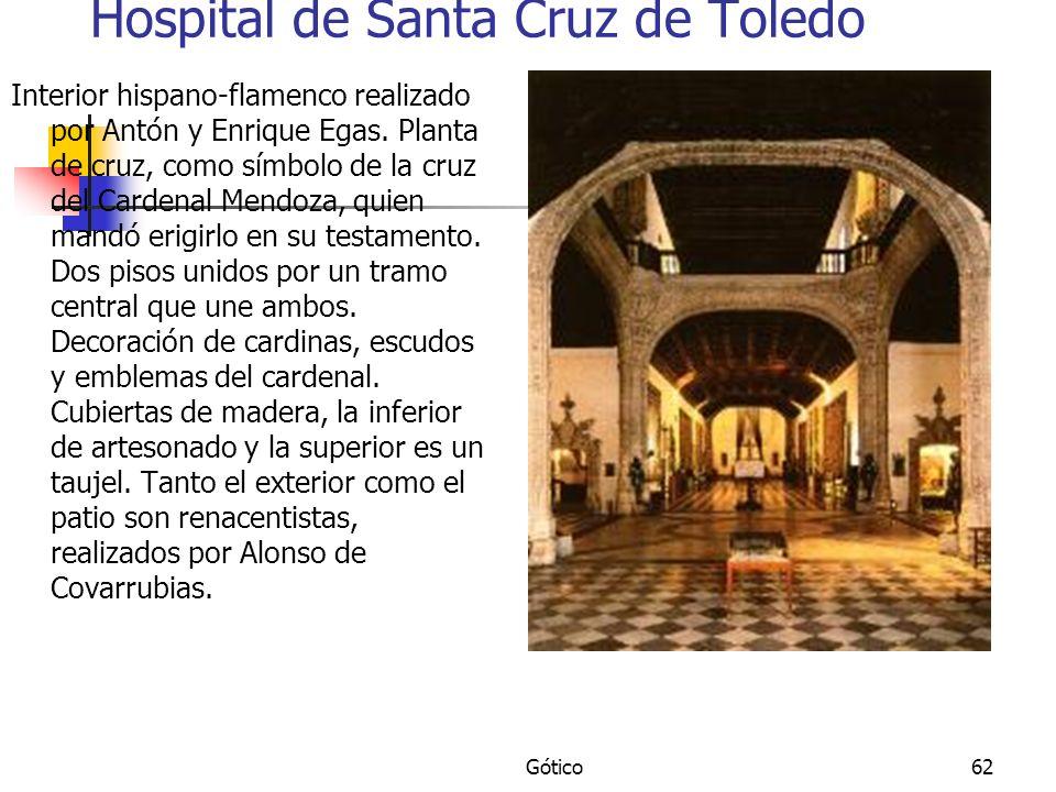 Hospital de Santa Cruz de Toledo