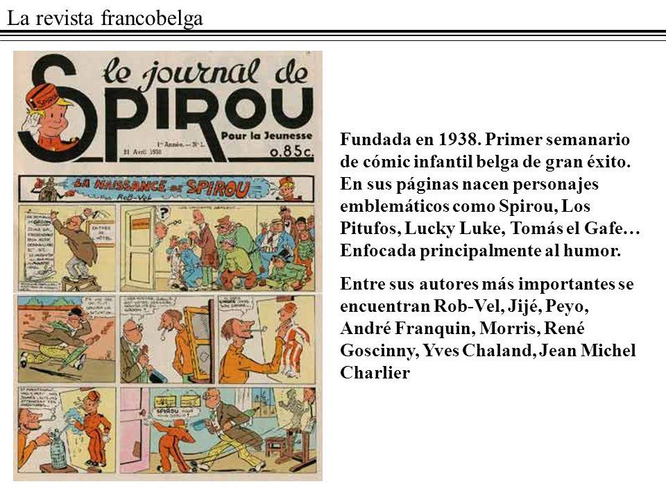 La revista francobelga