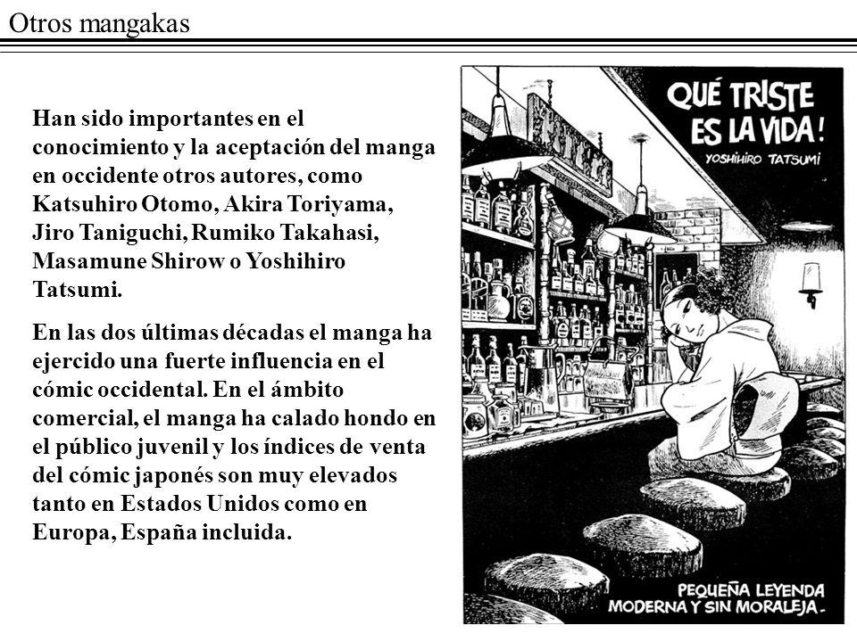 Otros mangakas