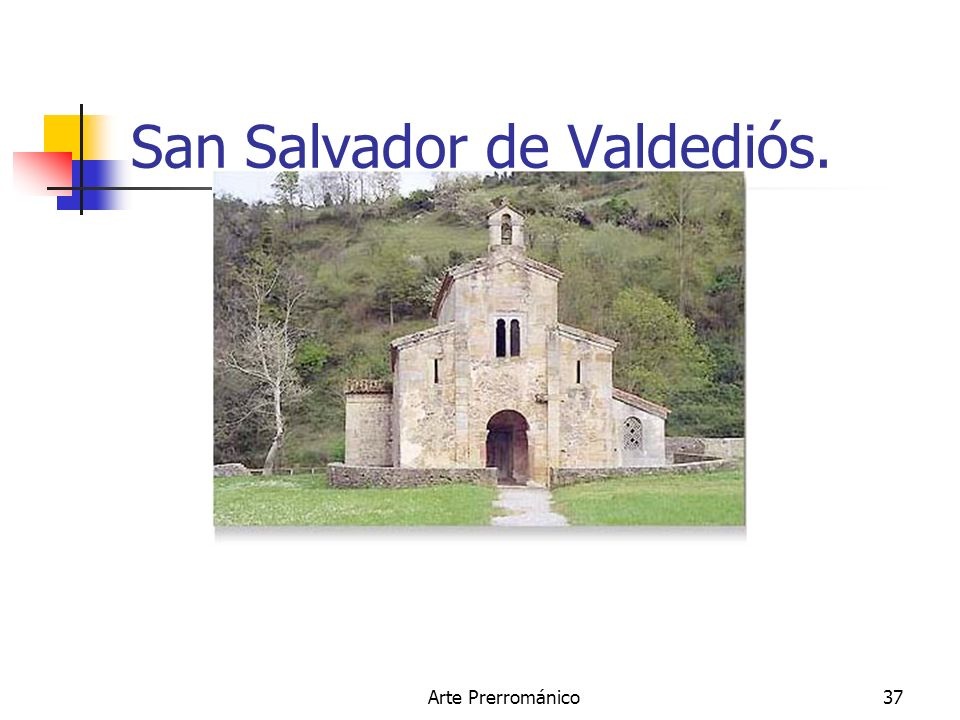 San Salvador de Valdediós.