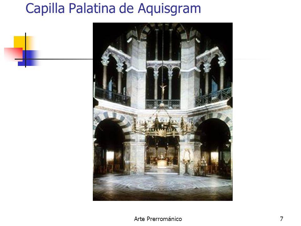 Capilla Palatina de Aquisgram