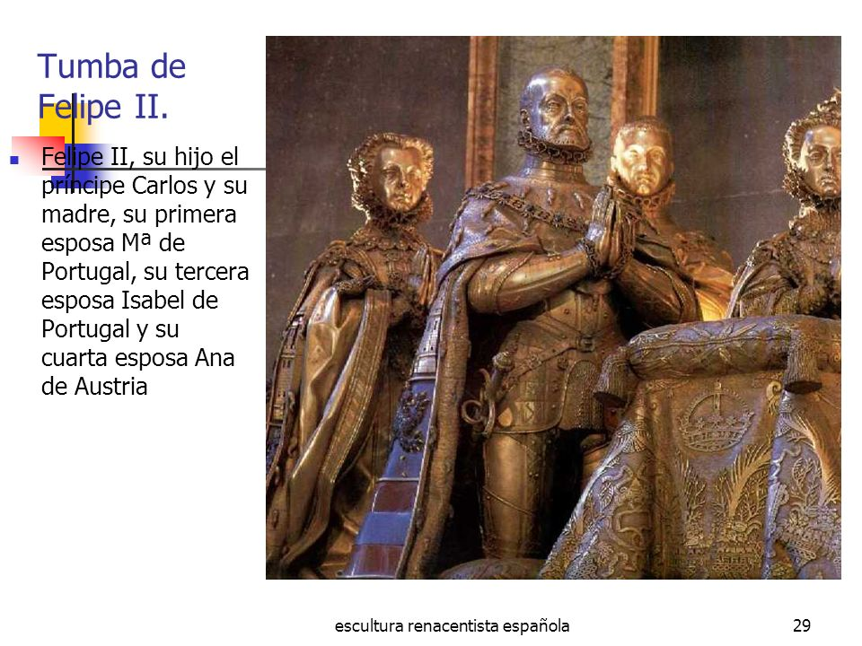 escultura renacentista española