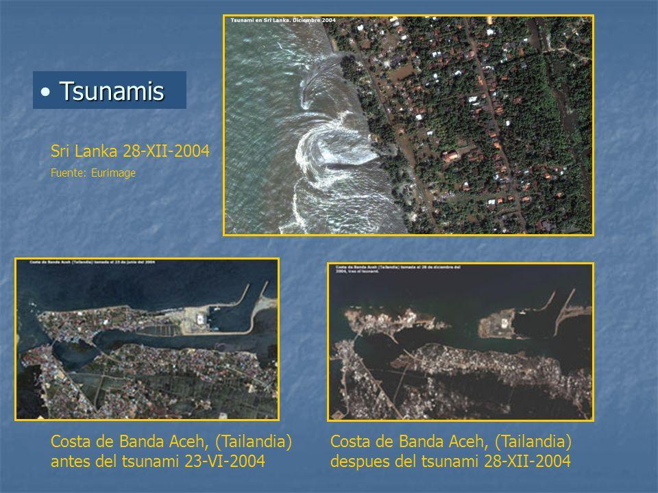 Tsunamis Sri Lanka 28-XII-2004