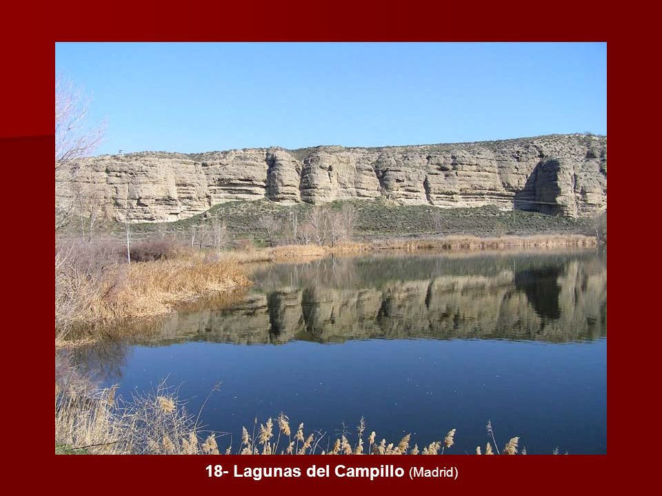 18- Lagunas del Campillo (Madrid)