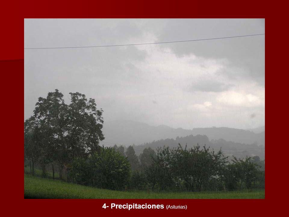 4- Precipitaciones (Asturias)