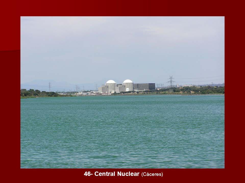 46- Central Nuclear (Cáceres)
