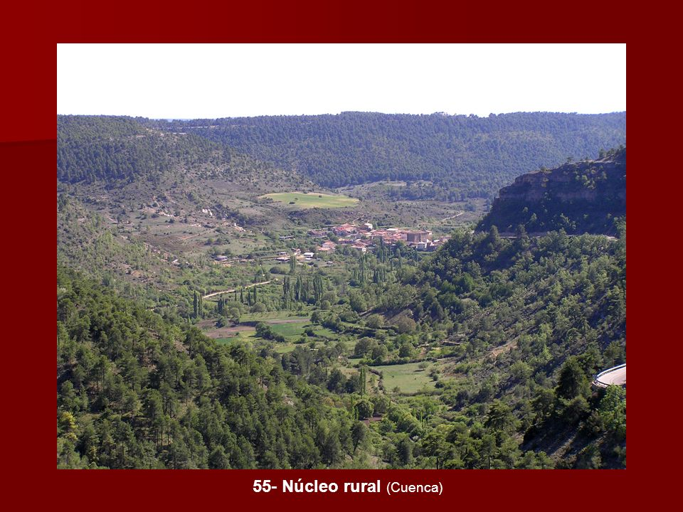 55- Núcleo rural (Cuenca)