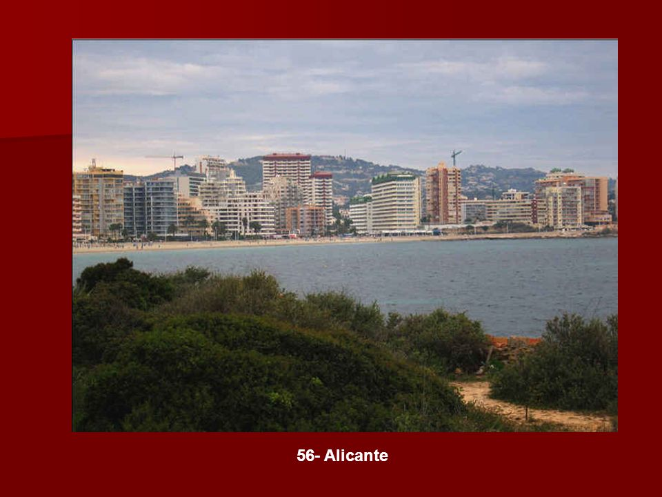 56- Alicante