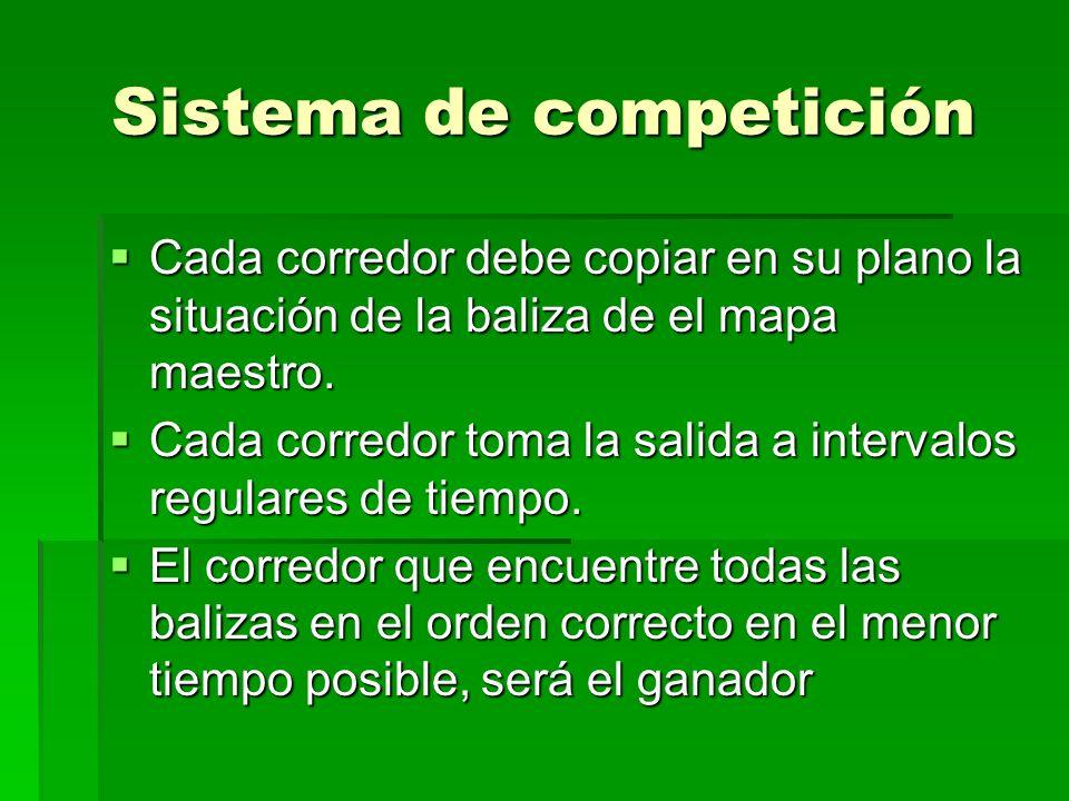 Sistema de competición